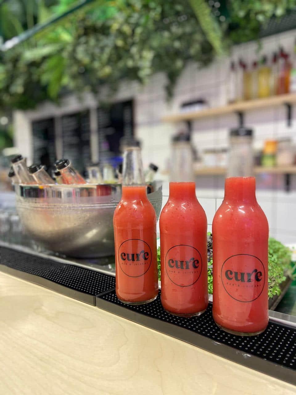 Cure bar & juicery